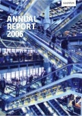 Lloyd's Annual Report 2006