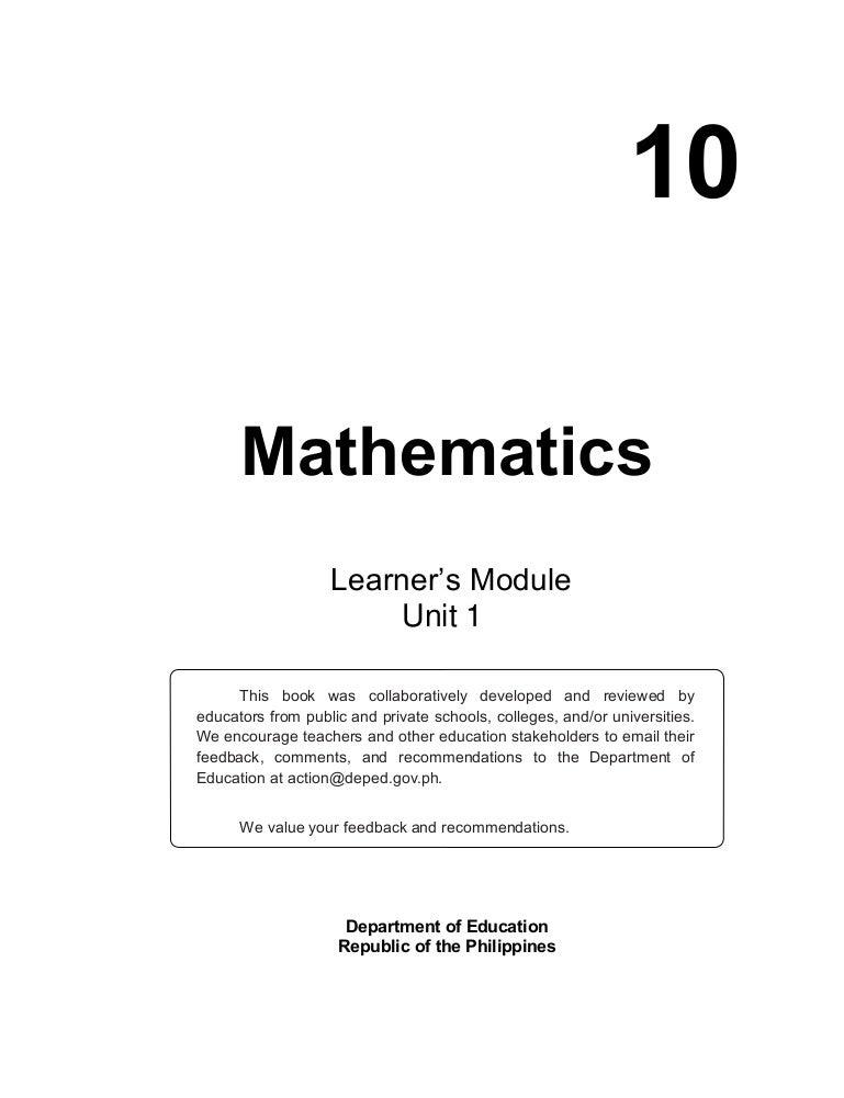 National Senior Certificate Grade 10 Mathematics P2 Exemplar 2012 – P2 Maths Worksheets
