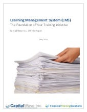Lms white paper may 2010