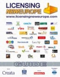 LicensingNewEurope 2010 GUIDE