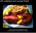 Cool things about lobsters