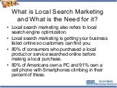 Local  Search  Marketing by House H...