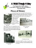 January 2008: Pieces of History