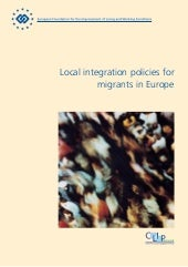 Local integration policies for migr...
