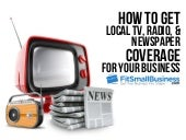 How To Get Local TV, Radio & Newspa...