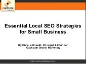 Local SEO Consulting Strategies for...
