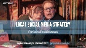Social Media Strategy for Local Businesses