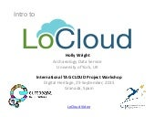 Introduction to LoCloud