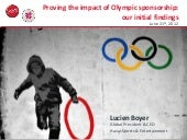 Proving the Impact of Olympic Spons...