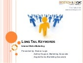 Understanding Long Tail Keywords | ...