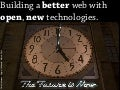 Building a better web with free, open technologies (no notes version)