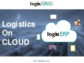 Logistics On Cloud