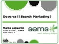 Dove va il Search Marketing?