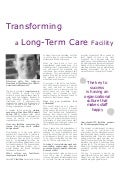 Transforming a Long-Term Care Facility - Ted Le Neave, American Healthcare, LLC