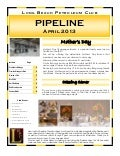 Publication of the Petroleum Club of Long Beach - New Look Pipeline Magazine April 2013