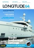 Longitude 64 magazine - Yacht Brokerage Yacht Charter - October 2011 issue
