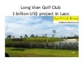 Long vien golf club laosholidaystours1