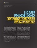 Email Look post purchase campaigns (Listrak) -Feb12