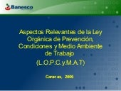 Lopcymat   banesco - legal