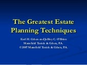 Lorman Foundations Of Estate Planni...