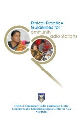 Ethical Practice Guidelines for Com...
