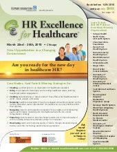 HR Excellence for Healthcare