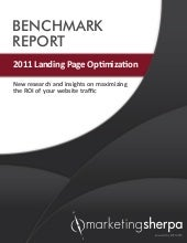 Landing Page Optimization Benchmark...
