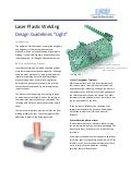 Laser Plastic Welding Design Guidelines Light