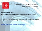 Lse MPA 2nd Yr 10to11 Presentation
