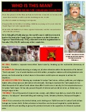Truth About LTTE