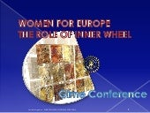 Luisa  Vinciguerra, Women For Europ...