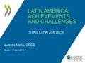 Latin America: Achievements and Challenges