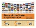 LUMA's State of the State at DMS13