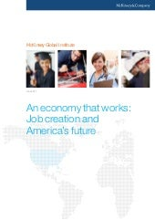 Job Creation and America's Future -...
