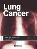 Lung cancer, 3rd ed
