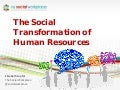 The Social Transformation of HR