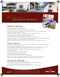 KW Luxury Homes Benefits Flyer