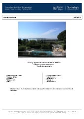 Luxury Appartment To Rent Cannes Wi...