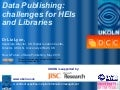 Lyon-data publishing challenges-nfdp13