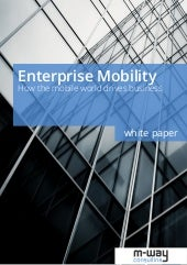 Enterprise Mobility – How the mobil...