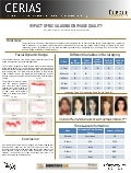 (Spring 2013) Impact of Facial Aging on Image Quality
