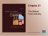 Chapter 21_The Mutual Fund Industry