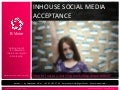 In house social media acceptance - how to foster a learning marketing department