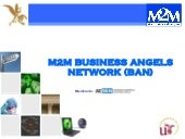 M2 m foro de business angels  m2m ban