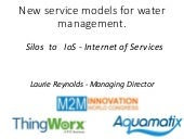 M2 m innovation – new business models