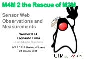 M2M, Sensor Web, Observations and M...