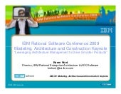 IBM Rational Software Conference 20...