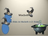 The Blobs do Macbeth