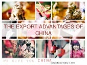 Export Advantages of China (Full ve...
