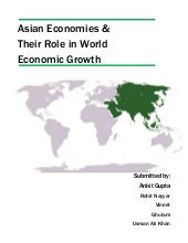 Macro Economics Outlook